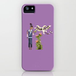 Sokka & Momo iPhone Case