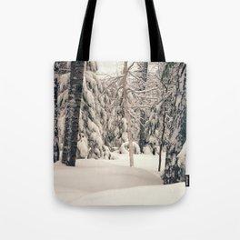 Winter Woods 2 Tote Bag