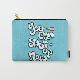"""Mmm K"" Carry-All Pouch"