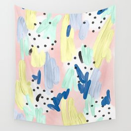Summer fun pattern Wall Tapestry