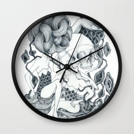 Indulgence Wall Clock