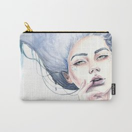 Rana - water illustration Carry-All Pouch