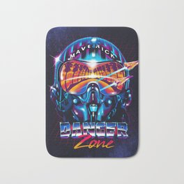 Danger Zone Bath Mat