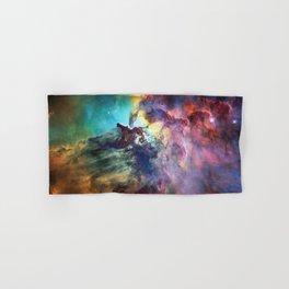 Lagoon Nebula Hand & Bath Towel