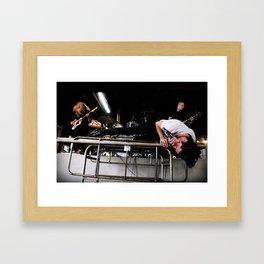 RETOX | LA Framed Art Print