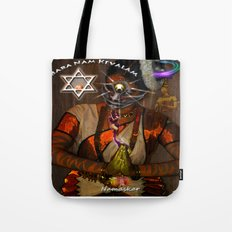 International Meditations Society Tote Bag