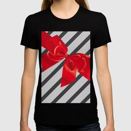 Gift wrapping T-shirt