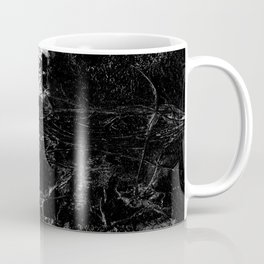 Encounters 32b by Kathy Morton Stanion Coffee Mug