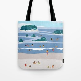Islands Horizons Tote Bag