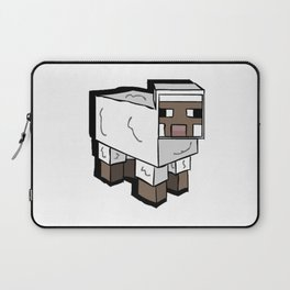 MlNECRAFT Sheep Laptop Sleeve
