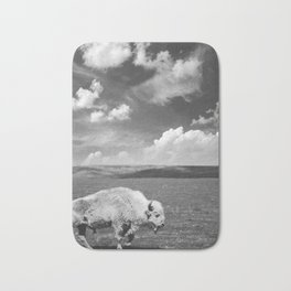 Great White Buffalo Bath Mat