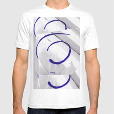 You  Mens Fitted Tee White MEDIUM
