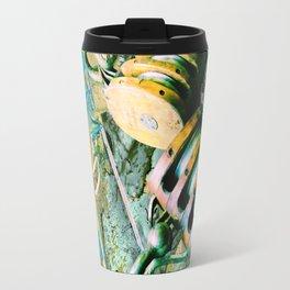 Drop and Give Me 20 Travel Mug