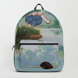 Grave of fireflies Backpack