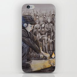 Audience 1 iPhone Skin