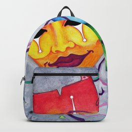Comedy and Tragedy Backpack