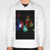 the lights Hoodies featuring Lights by Digital-Art