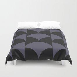 Cleo Pattern - Midnight Duvet Cover