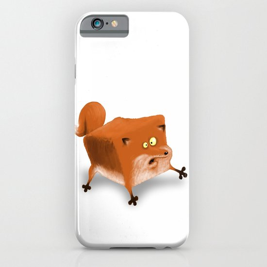 Box in a Fox iPhone & iPod Case