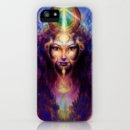Hathor - Mother of Life iPhone Case