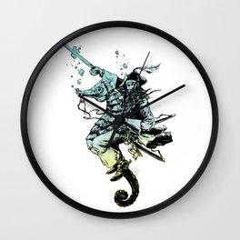 Filibuster Wall Clock
