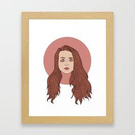 Milly-Daydream Framed Art Print