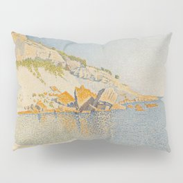 Cassis, Cap Lombard, Opus 196 Pillow Sham