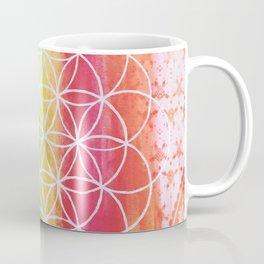 Flower of Life II Coffee Mug