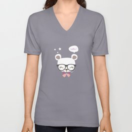 Souris - Collection Dandynimo's - Unisex V-Neck