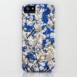 Spring Blossom V iPhone Case