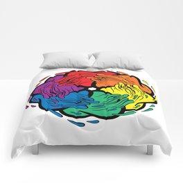 Pride Love Movement Comforters