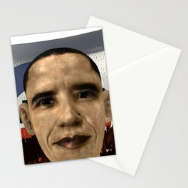 Fly:Give him an Oscar Stationery Cards