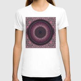 Rosewater Tapestry Mandala T-shirt