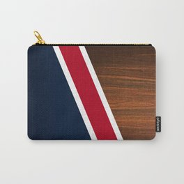 Wooden New England Carry-All Pouch