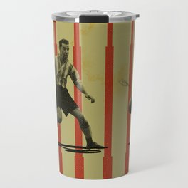 Lincoln - Graver Travel Mug