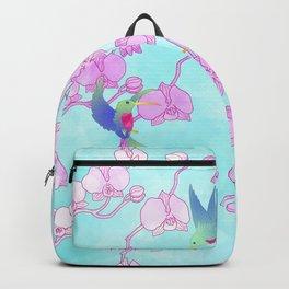 orquídeas Backpack