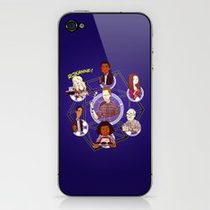 Remedial Chaos Theory iPhone & iPod Skin