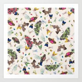 Mothematics Art Print