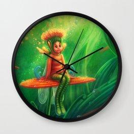 Pollenasia Wall Clock