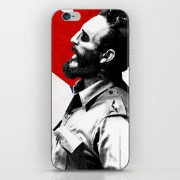 Fidel Castro iPhone Skin