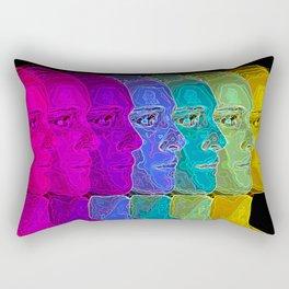 7 Oracles. Rectangular Pillow