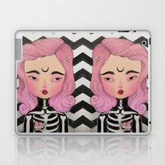 SKULLY ♡ KELLY Laptop & iPad Skin