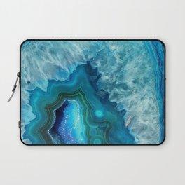 Blue Agate Laptop Sleeve