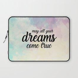 Sundara Dreams Come True Laptop Sleeve