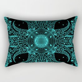 Tentacle void Rectangular Pillow
