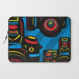 Black Camera Laptop Sleeve