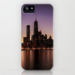 Chicago Skyline - new! iPhone Case