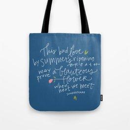 Juliet+Romeo Tote Bag