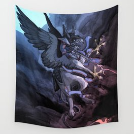 Griffin Rider Wall Tapestry