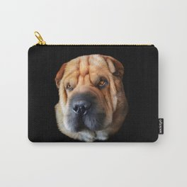 Shar Pei Carry-All Pouch